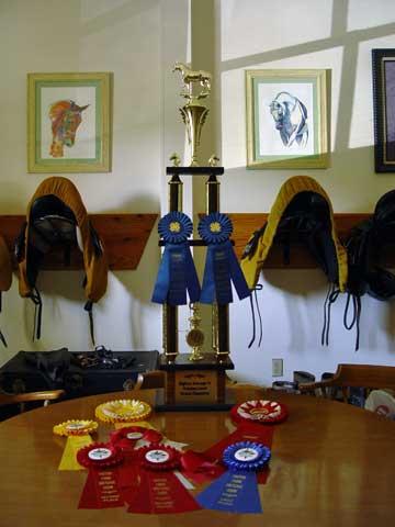 Jillian's Big Trophy